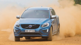 Đánh giá xe Volvo XC60 R-Design: Thử khả năng off-road