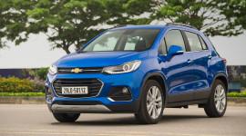 Đánh giá xe Chevrolet Trax 2017: SUV 5 chỗ dành cho đô thị