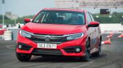 Trải nghiệm Honda Civic Turbo trên đường đua hiện đại nhất Việt Nam