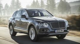 Bentley Bentayga có thể thêm nhiều biến thể mới