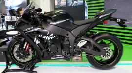 Chi tiết Kawasaki Ninja ZX-10RR 2017 tại Vietnam Motorcycle Show