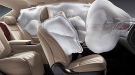 """10 điều """"cực hữu ích"""" nên biết về túi khí ôtô"""