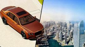 Chi tiết nhỏ nhất xe Bentley nét căng trong bức ảnh chụp Dubai 57,7 tỷ pixel