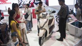 Triển lãm Môtô, Xe máy lớn nhất Việt Nam thu hút 155.000 khách tham quan