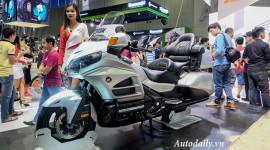 """Honda GoldWing 1800 2017 – """"Ông Vua đường trường"""" đến Việt Nam"""