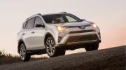 Toyota RAV4 2017 giảm giá bán