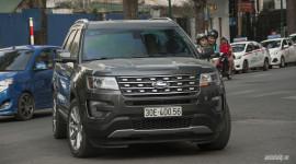 Ford Việt Nam bán 2.544 xe trong tháng 4