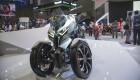 """Cận cảnh """"Quái vật 3 chân"""" – Honda Neowing Concept tại Việt Nam"""