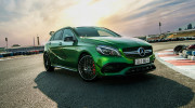 Đánh giá xe Mercedes A45 & C300 AMG trong trường đua Đại Nam