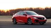 Honda Civic Si 2017 có giá từ 24.775 USD