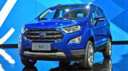 Ford EcoSport 2017 ra mắt tại nước láng giềng, có thể sớm về Việt Nam