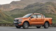 Ford Ranger 2019 vẫn sử dụng khung sườn dạng body-on-frame