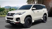 Toyota Fortuner cực chất với gói độ bodykit giá 691 USD