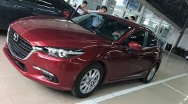"""Mazda3 2017 lộ ảnh """"nóng"""" trước giờ ra mắt tại Việt Nam"""