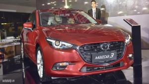 Những điểm mới nổi bật trên Mazda3 2017 vừa lên kệ tại Việt Nam
