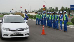 Chuyên gia Honda Nhật Bản đào tạo kỹ năng lái xe an toàn tại Việt Nam
