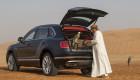 """Bentley giới thiệu Bentayga phiên bản """"Chim Ưng Sa Mạc"""""""