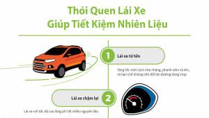 8 thói quen lái xe giúp tiết kiệm xăng