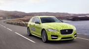 Jaguar sắp ra mắt mẫu xe kiểu wagon độc đáo
