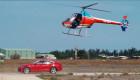 Audi A5 Sportback 2017 đua với trực thăng tại Việt Nam