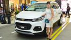 """GM Việt Nam phát động cuộc thi """"Sống, Yêu, Tận hưởng cùng Chevrolet Trax"""""""