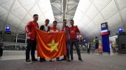 CĐV Việt Nam đến Anh tham gia cuộc thi Chevrolet Fan Cup 2017