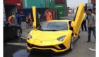 """""""Siêu bò"""" Lamborghini Aventador S đầu tiên về Việt Nam"""