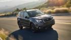 Ra mắt Subaru Forester 2018 phiên bản màu đen đặc biệt