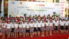 Honda trao tặng 20.000 mũ bảo hiểm đạt chuẩn cho học sinh toàn quốc