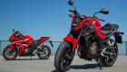 Honda CBR500R và CB500F 2017 ra mắt thị trường Đông Nam Á
