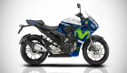 "Yamaha Fazer 250 2017 lộ ""ảnh nóng"""