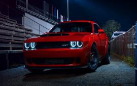 Dodge Challenger SRT Demon 2018 chốt giá từ 85.000 USD