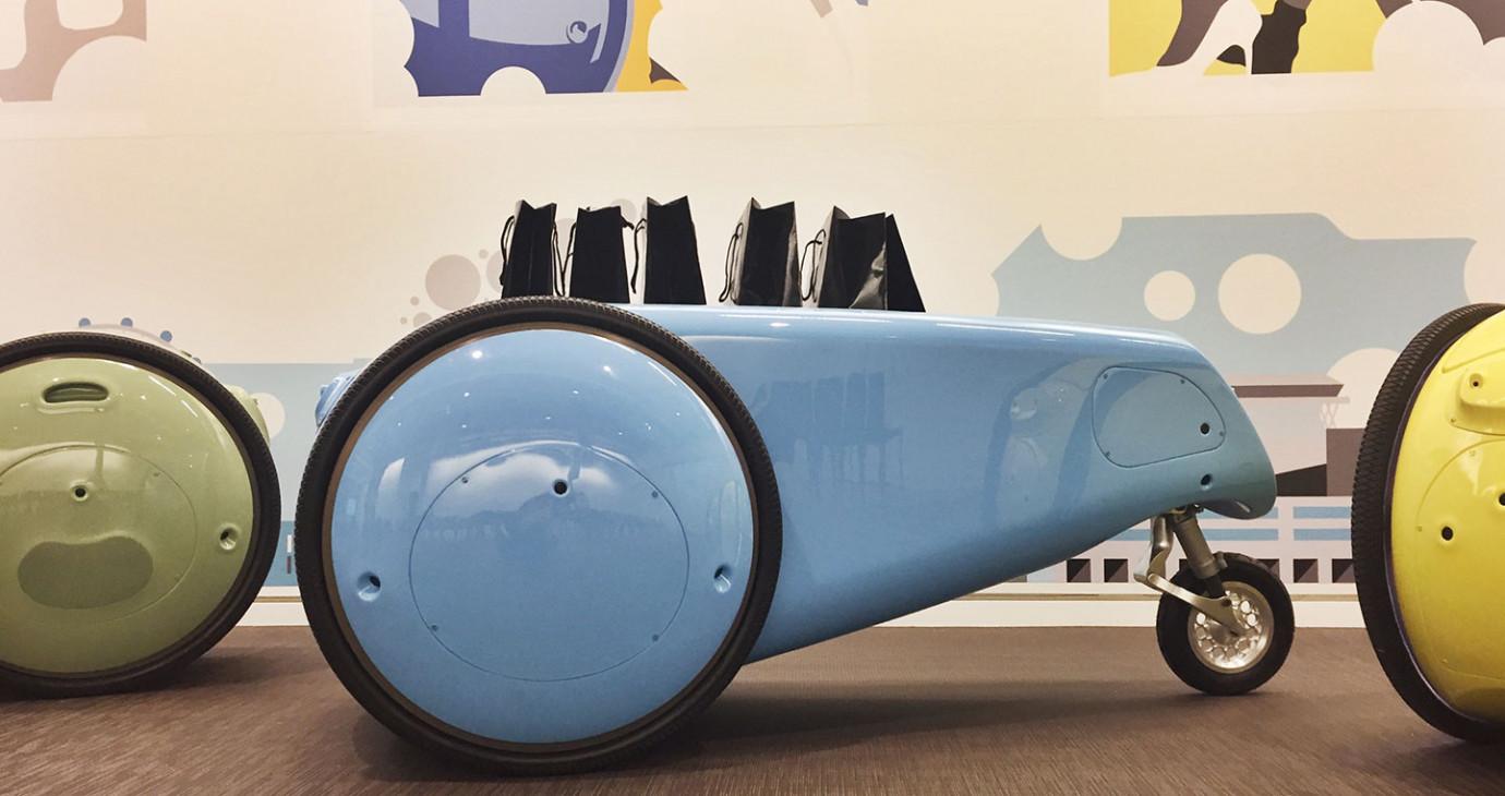 Xe tự hành của Piaggio có gì hay?