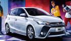 Toyota Yaris 2017 có giá từ 13.280 USD tại Trung Quốc
