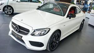 Mercedes-AMG C43 Coupe giá 4,2 tỷ đầu tiên về Việt Nam