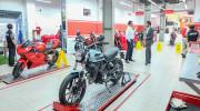 Ducati Việt Nam khai trương showroom đạt chuẩn 3S toàn cầu tại Sài Gòn