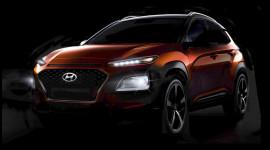"""Hyundai tiếp tục """"nhá hàng"""" SUV cỡ nhỏ Kona 2018"""