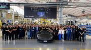 Chiếc Lamborghini Huracan thứ 8.000 lăn bánh khỏi dây chuyền sản xuất