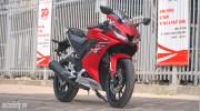 Yamaha R15 V3.0 2017 giá hơn 110 triệu tại Hà Nội
