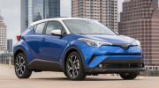Toyota nhận hơn 80.000 đơn đặt hàng cho C-HR tại châu Âu