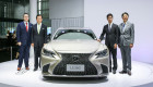 Lexus LS 350 2018 lặng lẽ ra mắt tại Trung Quốc