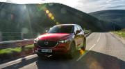 Ảnh chi tiết Mazda CX-5 2017 tại Anh quốc