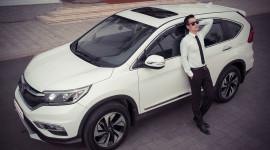 """Honda """"tặng"""" 50 triệu đồng cho khách mua CR-V và Accord"""
