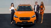 Subaru XV 2018 chính thức ra mắt tại Đài Loan