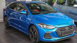 """Hyundai Elantra 2017 """"chào"""" thị trường Đông Nam Á"""