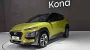 Hyundai KONA 2018 có giá từ 17.000 USD