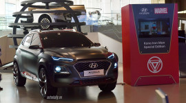 Ảnh chi tiết Hyundai KONA Iron Man Special Editon
