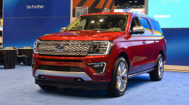 Ford công bố động cơ của Expedition và F-150 2018