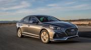 Hyundai Sonata 2018 lên kệ với giá bán từ 22.050 USD