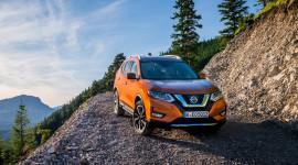 Nissan X-Trail 2017 sẵn sàng đến trời Âu